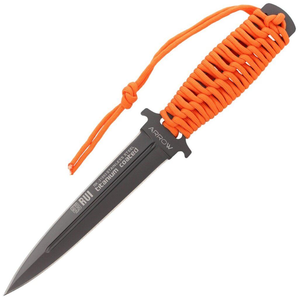 Nóż K25 - RUI - Arrow - Titanum - Tactical - 31993